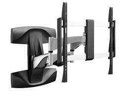 Articulating Wall Mount 70 Inch Tv Full Motion Tv Wall Mount Max 99lbs 37 70 Inch Monoprice Com