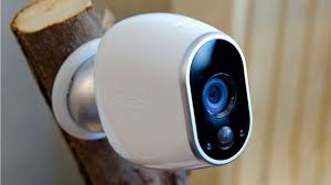Home Security by Arlo Smart Home Security Camera System Youtube