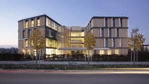 bureau carre senart immeuble bambou carré sénart architecture contemporaine