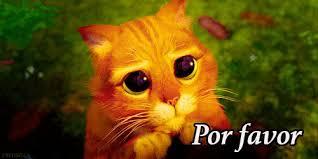 favor favor por favor gif porfavor pussinboots discover gifs