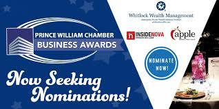 Seeking Awards Prince William Chamber Of Commerce Chamber Seeks Business Awards