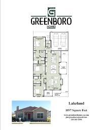 2 story home floor plans floorplans greenboro homes san antonio