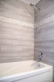 Mother Of Pearl Tiles Bathroom 29 Ideas To Use All 4 Bahtroom Border Tile Types Digsdigs