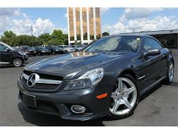 mercedes for sale by owner 2011 mercedes sl550 1 owner carfax for sale in