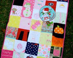 keepsake blankets personalized memory quilt keepsake blankets memory blanket