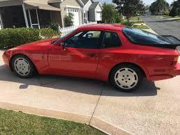 1987 porsche 944 turbo u2013 thoroughbred classics llc