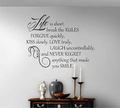 life is short quote pinterest motivational wall quotes motivationquoteco baos pinterest super tech