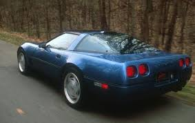 used 1990 chevrolet corvette for sale pricing features edmunds