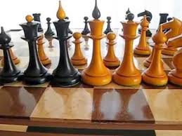 chessbzaar u0027s amazing 1950s soviet latvian chess set youtube