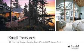 lindal homes small treasures home plans by lindal cedar homes issuu