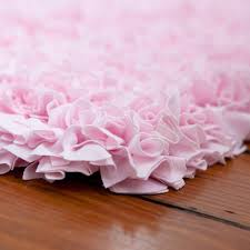 Pink And White Rug White Fluffy Rug Ash Grey Thick Polysilk Floor Rug Shaggy