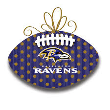 baltimore ravens metal football door decor football door decor