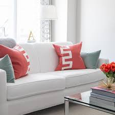 white and gray sofa design ideas