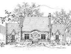 English Cottage Designs by English Cottage Dwelling Of Two Stories For A Man And His Wife