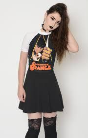 baby doll dresses clockwork orange baby doll dress vera s eyecandy
