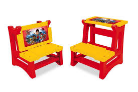 nick jr paw patrol 2 1 chair u0026 activity desk toys