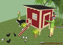 simple home plans free blueprints for a simple chicken coop with simple chicken house