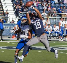 baber has record day in nevada u0027s 59 14 win over san jose st