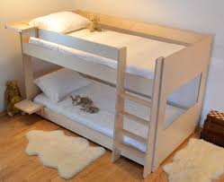 buy a hand crafted mid bunk bed made to order from loft and bunk