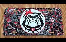 uga alumni car tag bulldogs license plate ebay