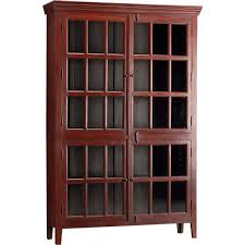 Quilt Storage Cabinets Rojo Tall Cabinet In Storage Cabinets Crate And Barrel Need