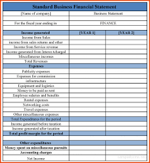Income Statement For Non Profit Organization Template by Spreadsheet Template Financial Statements Templates For Nonprofit