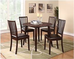Round Table Dining by Dakota Round Drop Leaf Table The Brick