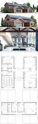 first floor plan of cabin house 76166floor for rdp houses big