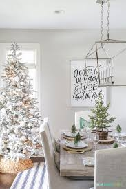 dining room christmas decor farmhouse dining room christmas decorations clean and scentsible