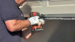 Overhead Door Seals by Cleverseal Sectional Garage Door Seals Youtube
