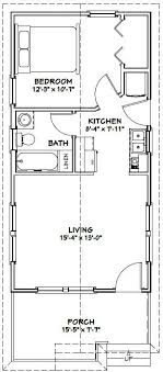 1 bedroom home floor plans 16x32 1 bedroom tiny house pdf floor plan columbus georgia