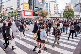 Japanese In Japan World U0027s Gloomiest Millennials See A Future Of Struggle