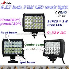 Led Work Light Bar by Cheap Price 72w Led Work Light Bar 4x4 Offroad Truck Led Work