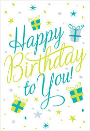 happy birthday cards for him