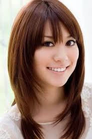 cheek bone length haircut fashion hairstyles loves medium length hairstyles to suit your face