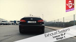 lexus isf test youtube exhaust system lexus is f mission sound youtube