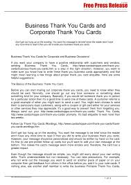 Business Letter Thank You by Thank You Card New Inspiration Business Thank You Cards Wording