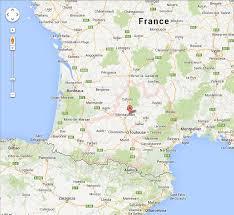 map of perpignan region la maison