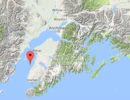Alaska Fire Map by Magnitude 5 2 Earthquake Shakes Southcentral Alaska Alaska
