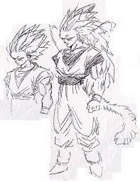 dragonball gt sketch6 ssj3goku jpg