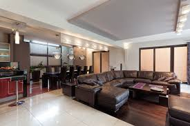 Big Leather Sofas Matching Living Room And Dining Room Furniture Enchanting Idea