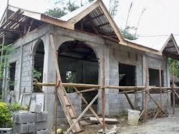 making a house building a concrete block house part 6 philippines
