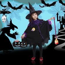 online shop 2017 kids children halloween cosplay coat cloak with