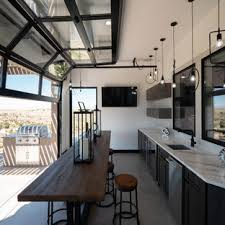 houzz blue kitchen cabinets 75 beautiful contemporary blue kitchen pictures ideas