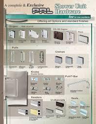 Shower Glass Door Parts Shower Door Hardware Shower Door Systems Pinterest Shower