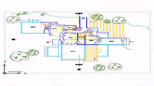 Auto Cad Floor Plan by How To Scale A Floor Plan On Autocad Youtube