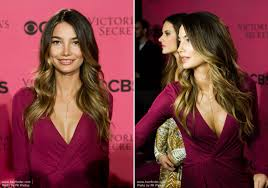 ombre hair growing out how to achieve the lily aldridge ombre hair color with dark roots