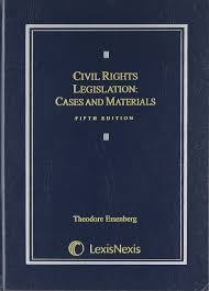 lexisnexis pay as you go civil rights legislation cases and materials theodore eisenberg
