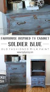 painting cabinets with milk paint tv cabinet update with milk paint and d lawless hardware