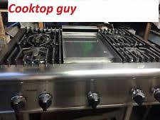 Thermador Cooktop With Griddle Thermador Cooktops Ebay